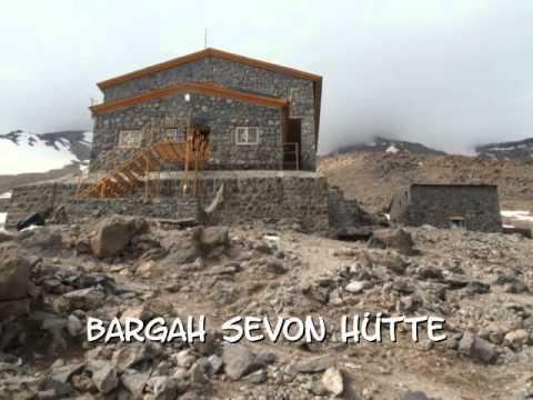 Damavand, 5671 m  Perle im Orient – Besteigung des höchsten Berges im Iran