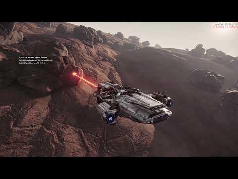 Star Citizen 3.2.1 | Mining Gameplay