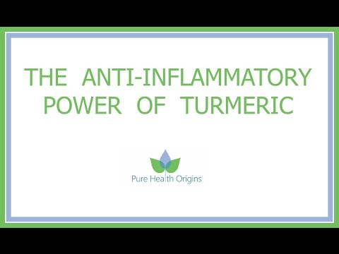 The Anti-Inflammatory Power of Turmeric