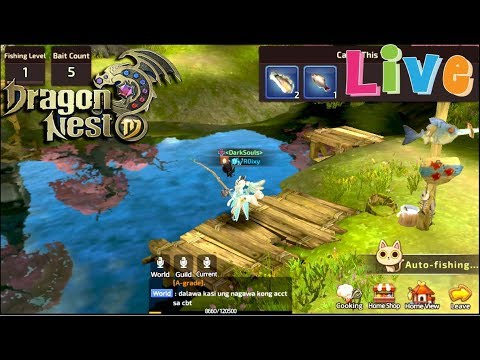S4 !!! Dragon Nest M - Engineer Cerberus HC/Hell & Daily