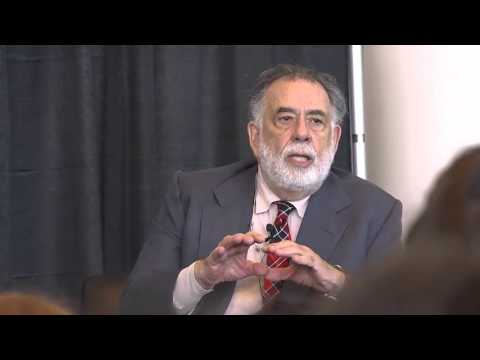 Francis Ford Coppola press conference