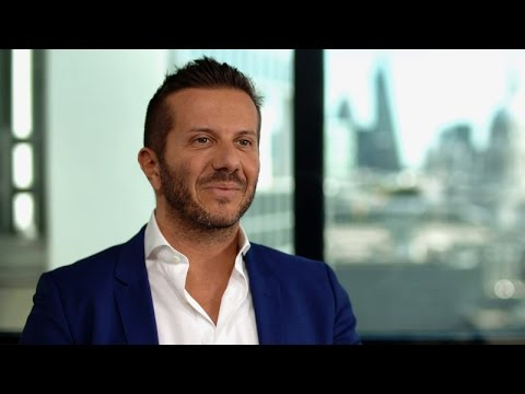 The Power Shift: Goldman Sachs' Alberto Gandolfi