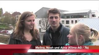Umweltaktivitäten Fr.-v. Bodelschw. Schulen Klasse 7b & Klima-AG