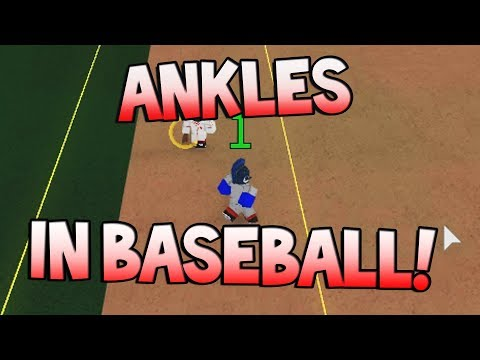ANKLES IN BASEBALL! [HCBB ROBLOX]