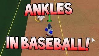 ANKLES EN BASEBALL! [HCBB ROBLOX]