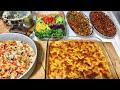 Misafirlerin Hayran Kalacağı 5 Çeşit Akşam Yemeği Menüsü/Bu Menü Bir Başka Oldu 💯 Seval Mutfakta