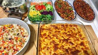 Misafirlerin Hayran Kalacağı 5 Çeşit Akşam Yemeği Menüsü Bu Menü Bir Başka Oldu 💯 Seval Mutfakta