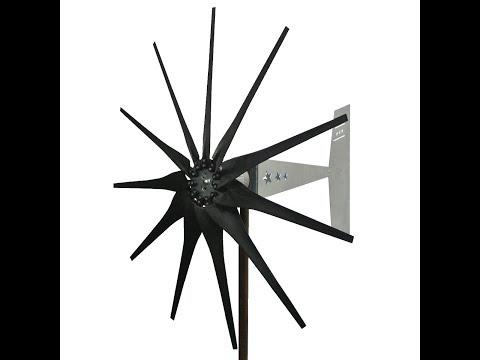 Wind Turbine Generator Unbox ►► Free DIY Wind Mill Plans