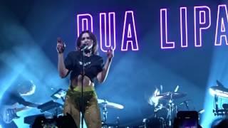 Dua Lipa - Want To - Live at Tivolivredenburg Utrecht 2017 Video
