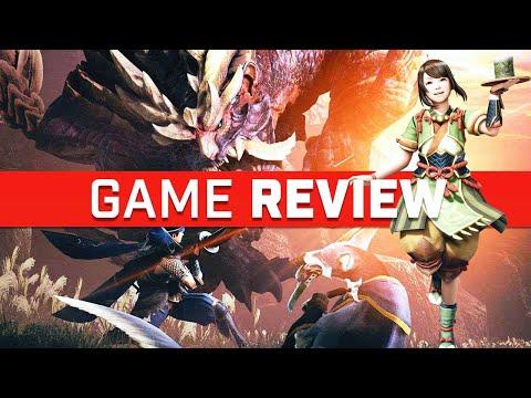 Monster Hunter Rise Review | Destructoid Reviews