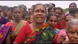 Women's Associations Fire on Gongidi Sunitha