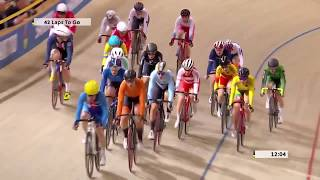 Video Women's Omnium/Points Race - 2018 UCI Track Cycling World Championships download MP3, 3GP, MP4, WEBM, AVI, FLV Mei 2018