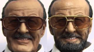 Alter Ego Unboxed: Stan Lee 1:6 Scale Figure by Das Toyz
