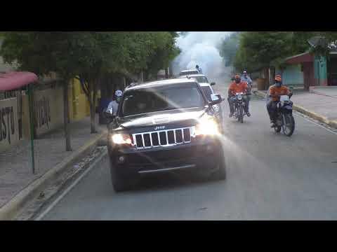 Elías Piña sigue luchando para que no llegue el Covid-19