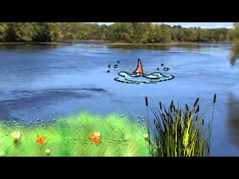 Мультфильм любитель рыболов