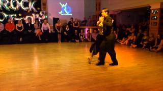 Jenny & Ricardo Oria ''Milonga'' @RB Tango Jan'16
