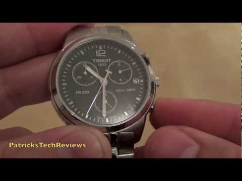 Tissot PR100 T049.417.11.057.00 - watch review