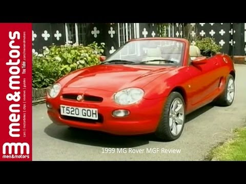 1999 MG Rover MGF Review