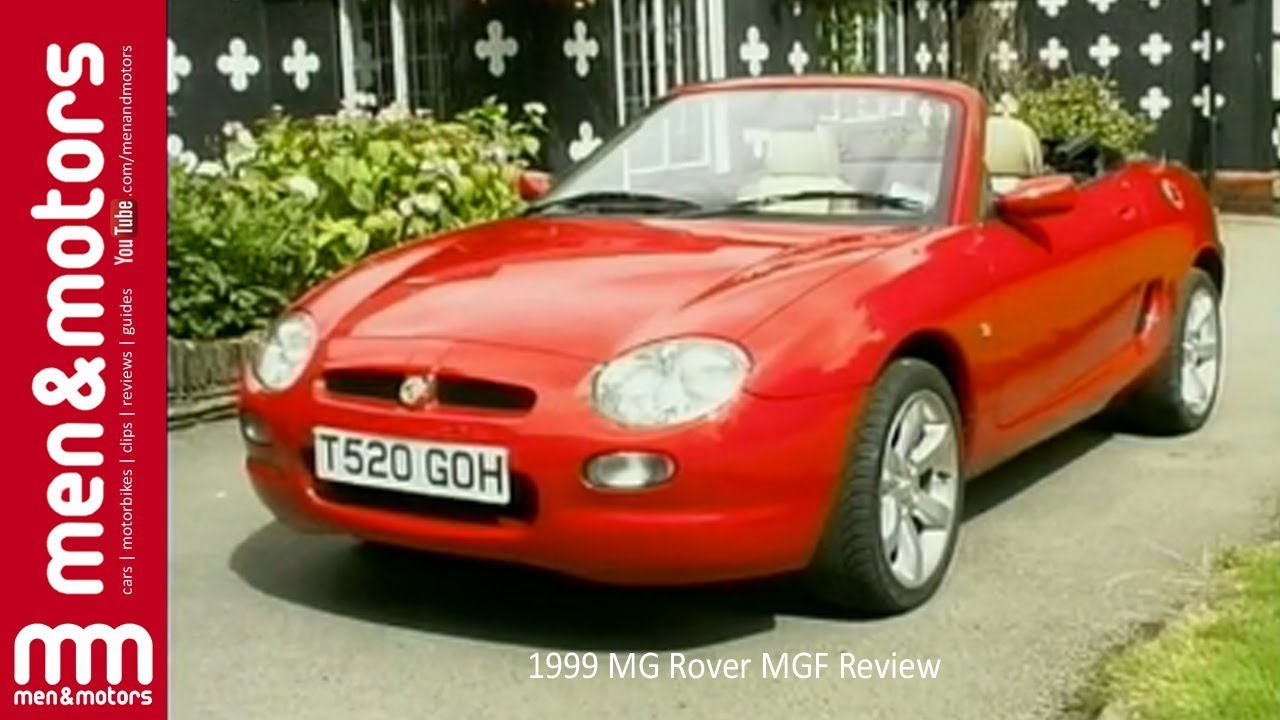 1999 mg rover mgf review youtube. Black Bedroom Furniture Sets. Home Design Ideas