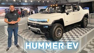 Is the ALL NEW 2022 GMC Hummer EV an electric truck worth the price?