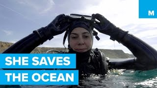 When Your Job Is Saving The Ocean | How She Works