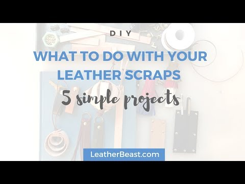 what-to-do-with-your-leather-scraps!