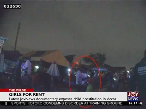 Girls For Rent - The Pulse on Joy News (7-4-17)