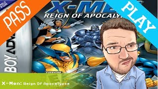 Pass or Play - X-Men: Reign of Apocalypse (GBA)