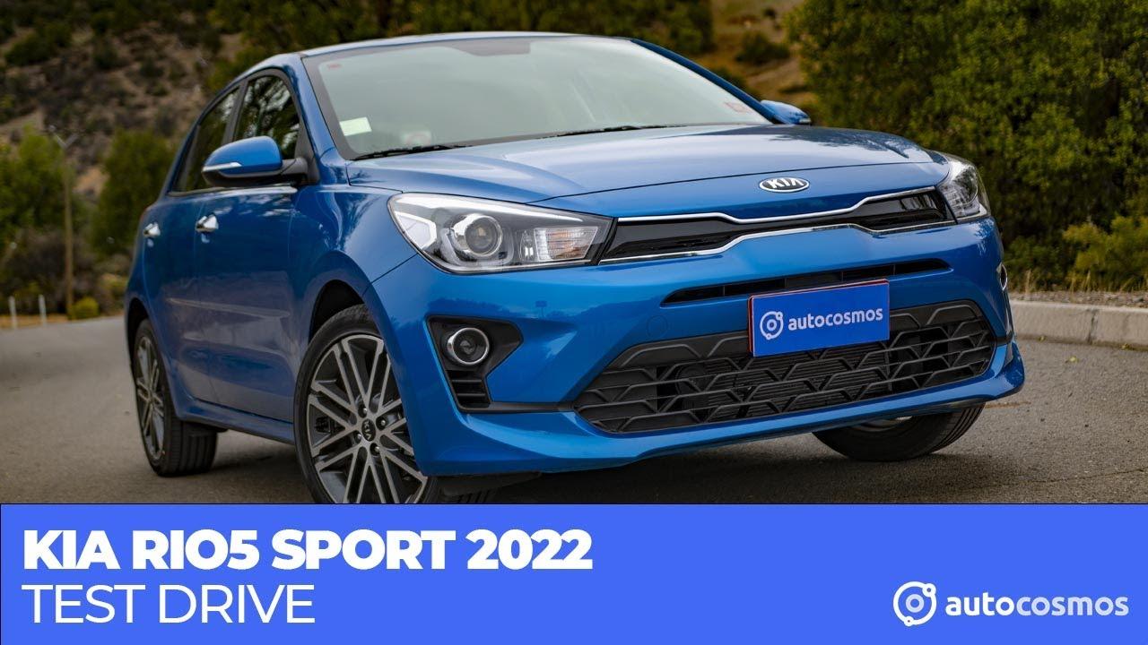 Kia Rio5 Sport 2022 - ¿Qué hay realmente de nuevo? (Test Drive)