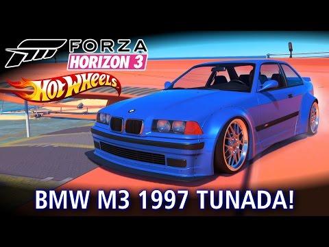 BMW M3 LACRANDO a Classe S1! - Expansão Hot Wheels | Forza Horizon 3