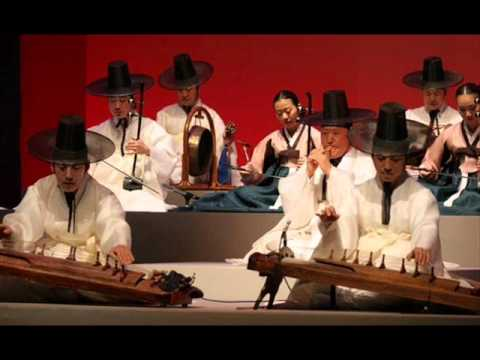 シナウィ合奏(Sinawi Ensemble)~sacred music of Korea