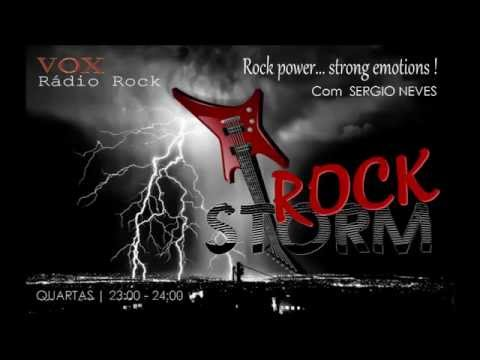 Rock Storm with Sérgio Neves (Vox Radio Station - Lisbon, Portugal)