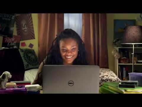 "Jaida Benjamin - Dell ""Live Stream"" Commercial"