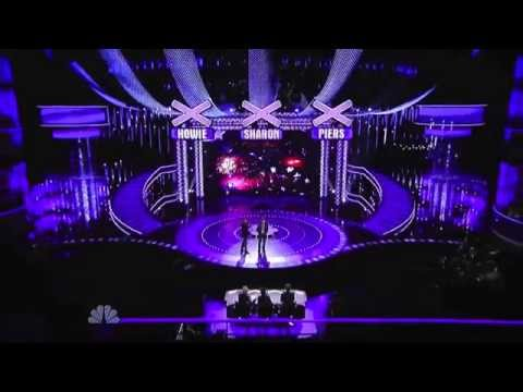 """Michael Grimm - America's Got Talent """"Let's Stay Together"""" Top 10"""