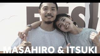 #FSDC2019 WORKSHOP - ITSUKI & MASAHIRO