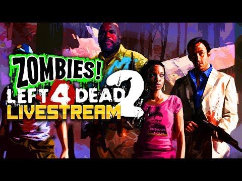 L4D2 Zombie Mayhem Live Stream (L4D2 Zombies Mod)