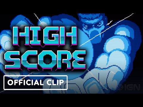 Netflix's High Score - Exclusive Official Opening Credits Clip (Narrated by Charles Martinet)