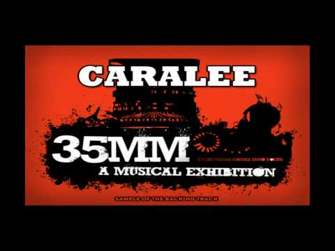 Caralee from 35mm Karaoke instrumental backing track