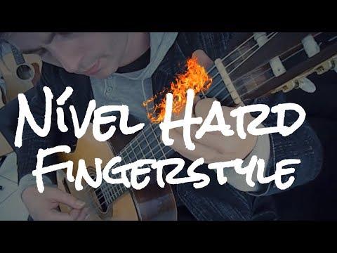 """10 Músicas Fingerstyle """"Nível Hard"""" Fabio Lima"""