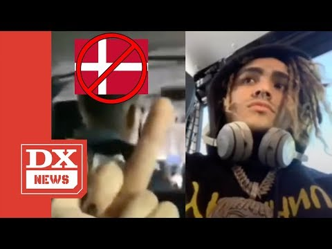 Lil Pump Gets Kicked Out Of Denmark Following His Arrest Mp3