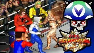 [Vinesauce] Joel - Fire Pro Wrestling World