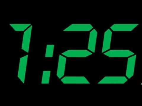 3 Minute Blitz Countdown - YouTube