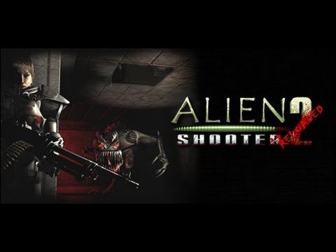 Alien Shooter 2: Reloaded – Full Walkthrough – Impossible Difficulty 100% Completion [All Secrets]