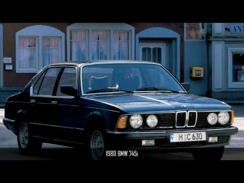 BMW's of the 1980's
