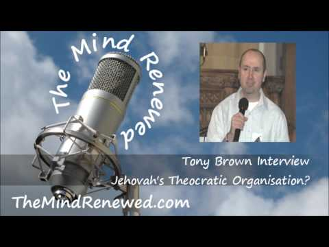 Jehovah's Witnesses : Tony Brown Interview