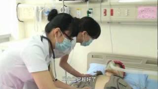 護理系教學法寶-模擬病人 拉近教學和臨床的距離