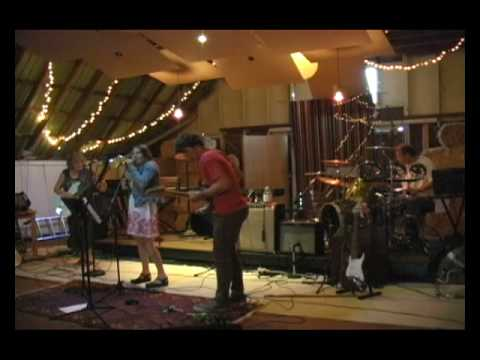 """Sam Weber Band """"Treat Me Right """" Cover June 13th, 2009"""