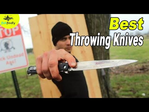 best-throwing-knives-in-2020-–-top-collection!