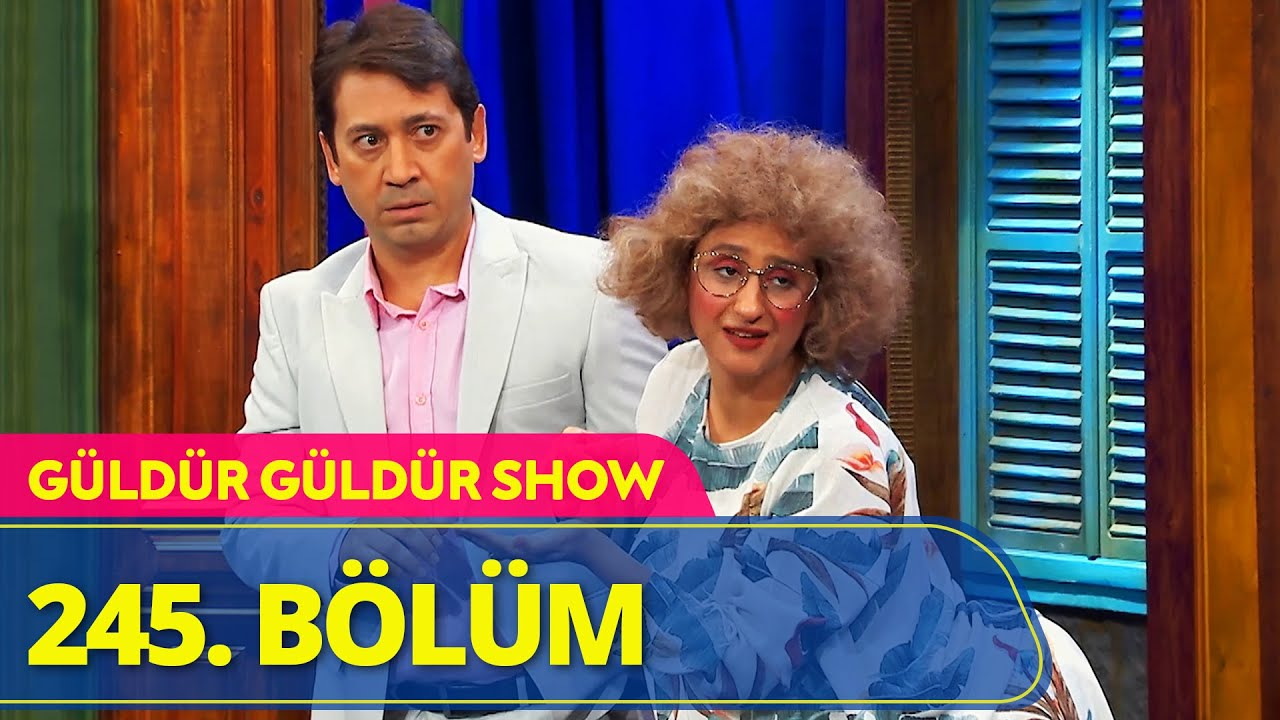 Güldür Güldür Show - 245.Bölüm - download from YouTube for free