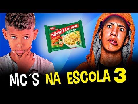 MC'S NA ESCOLA 3 !  Mc Bruninho, Kevinho, Mc Fioti, Mc Don Juan, Mc Livinho